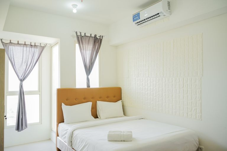 Comfy and Cozy Studio Silk Town Apartment By Travelio, Tangerang
