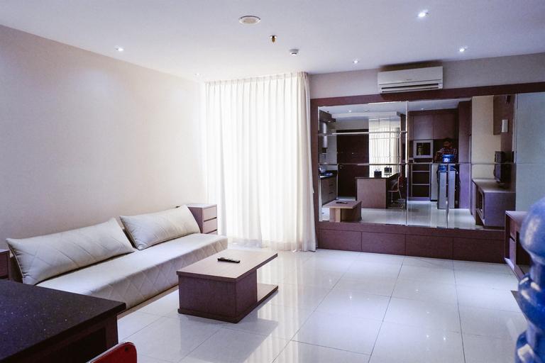 Spacious 2BR Apartment @ Mangga Dua Residence near ITC Mall By Travelio, Jakarta Pusat