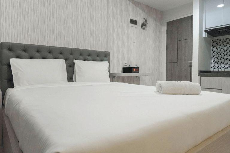 Minimalist Studio Apartment at Taman Melati By Travelio, Surabaya