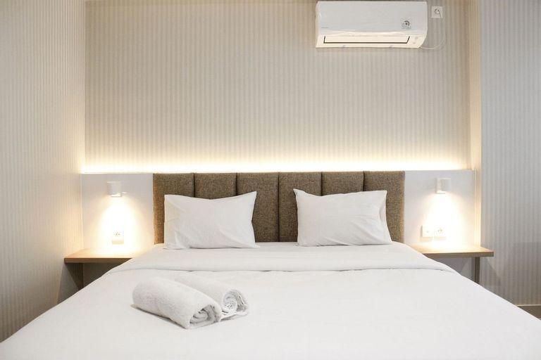 Scenic Studio+ @ Sudirman Suites Apartment Bandung By Travelio, Bandung