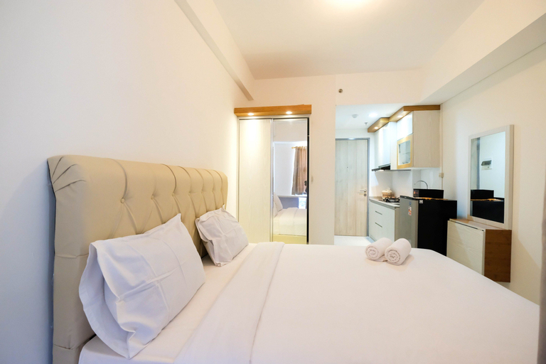 Gorgeous Studio Apartment at Akasa Pure Living BSD By Travelio, Tangerang Selatan