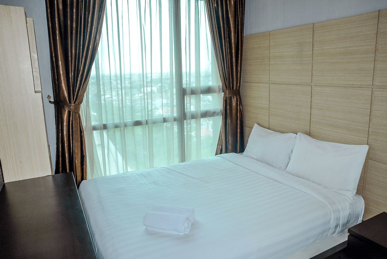 The Royal 2BR St. Moritz Apartment By Travelio, West Jakarta
