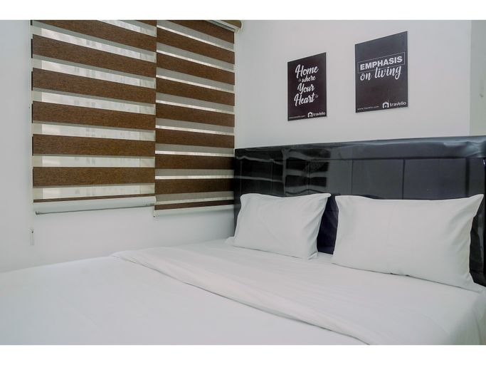 2BR Fully Furnished Modern Bassura City Apartment By Travelio, East Jakarta