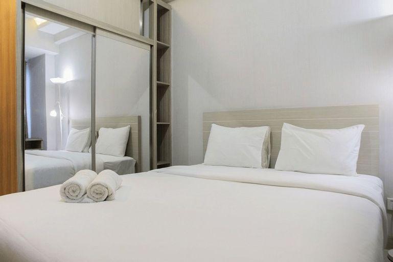Simply Studio Apartment at Grand Dhika City By Travelio, Bekasi