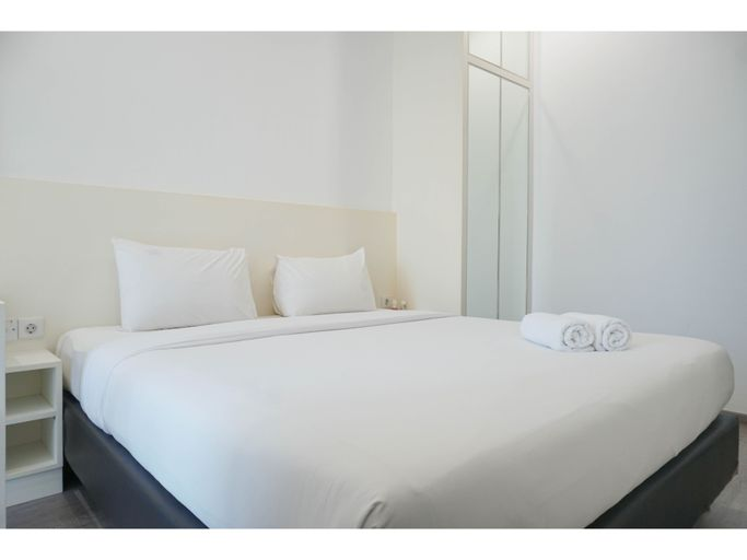 Wonderful and Cozy 2BR Apartment at Sudirman Suite By Travelio, Bandung