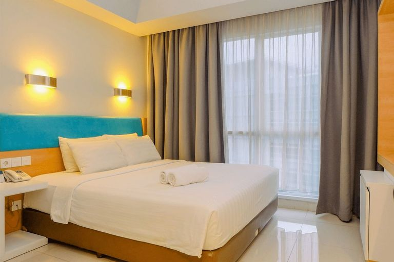 Spacious 1BR High Quality Apartment at Karawang By Travelio, Karawang