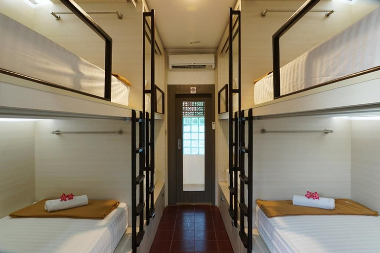 Amazing Cabin Hostel, Badung