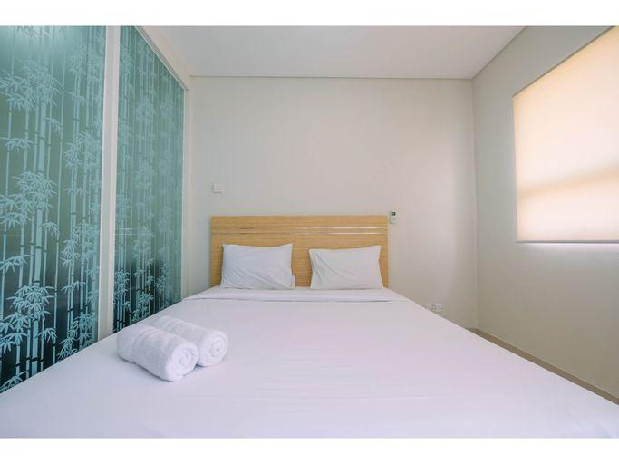 Enjoy 1BR Apartment at Atlanta Residence By Travelio, Depok