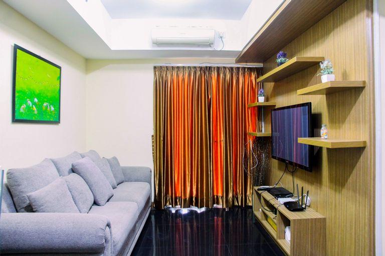 Modern 2BR at The Wave Epicentrum Apartment near Kuningan By Travelio, Jakarta Selatan