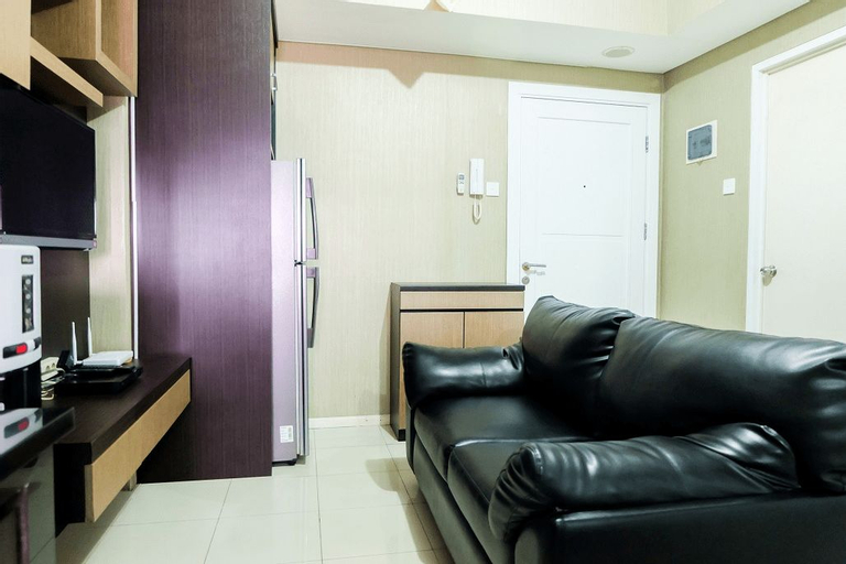 Minimalist 2BR at Green Lake Sunter Apartment By Travelio, Jakarta Utara