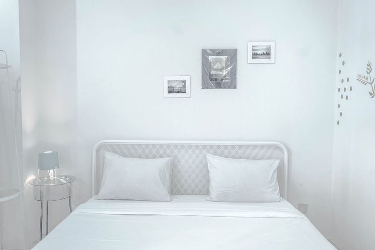 New Furnished Studio Apartment @ Woodland Park Residence By Travelio, Jakarta Selatan