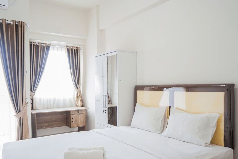Best Choice Studio Apartment at Parkland Avenue By Travelio, Tangerang Selatan