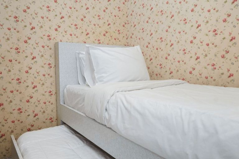 Comfy and Clean 2BR Green Pramuka Apartment By Travelio, Central Jakarta