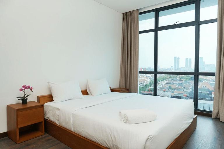 Exclusive 1BR Veranda Residence @ Puri Apartment By Travelio, Jakarta Barat