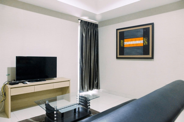 Big and Cozy 2BR The Mansion Kemayoran Apartment By Travelio, Jakarta Pusat