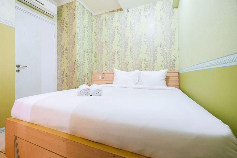 Budget 2BR Green Pramuka City Apartment By Travelio, Jakarta Pusat