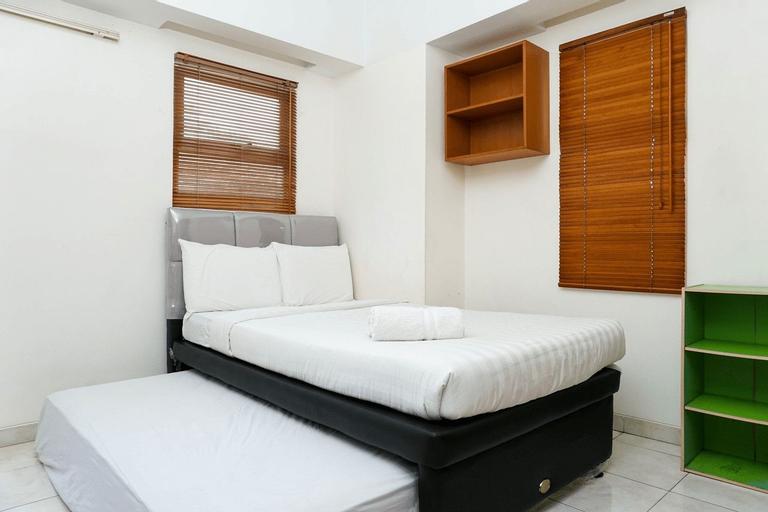 Affordable Price Studio Apartment @ Margonda Residence 2 By Travelio, Depok