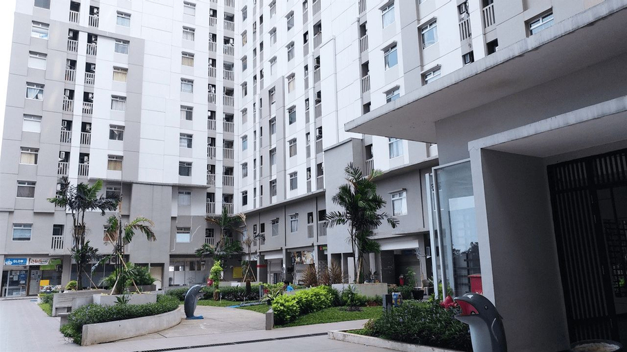 Simply Spacious 1BR Apartment at Green Bay Pluit By Travelio, North Jakarta