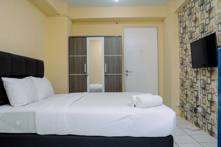 Minimalist and Stylish Studio Gading Nias Apartment By Travelio, North Jakarta