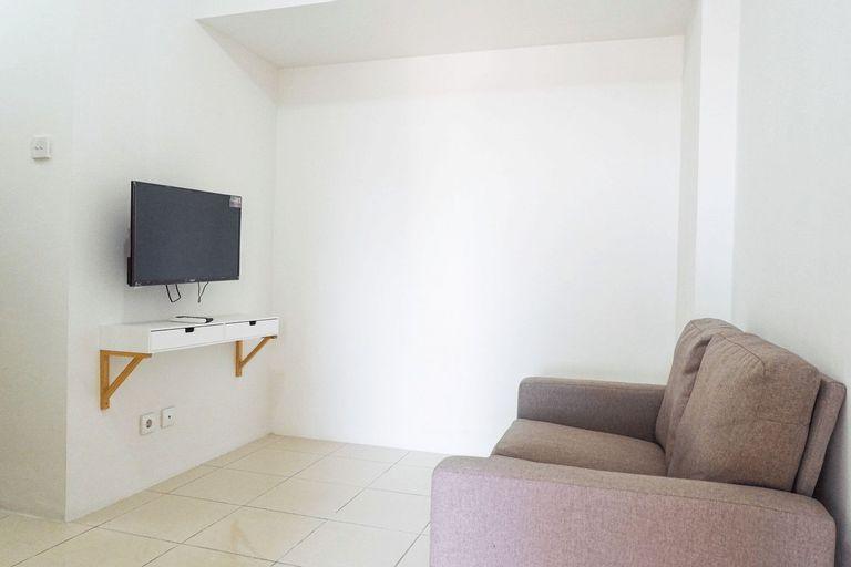 Modern 2BR Apartment at Pavilion Permata By Travelio, Surabaya