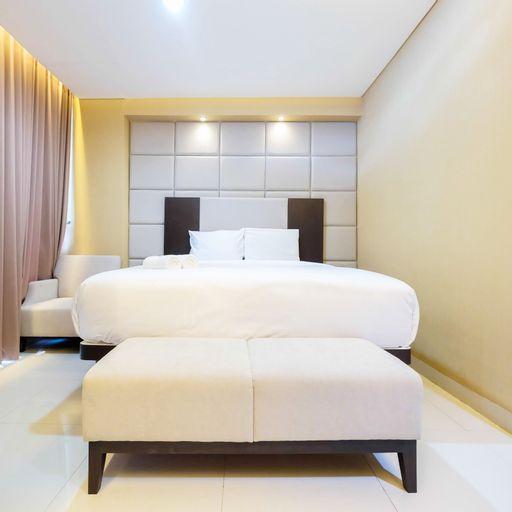 Minimalist Style Studio Brooklyn Apartment near IKEA Alam Sutera By Travelio, Tangerang Selatan
