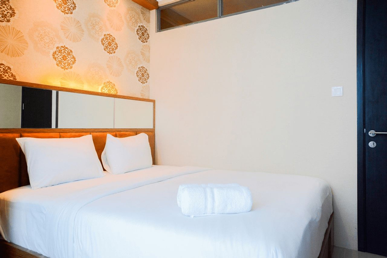 Spacious 2BR GP Plaza Apartment By Travelio, Central Jakarta