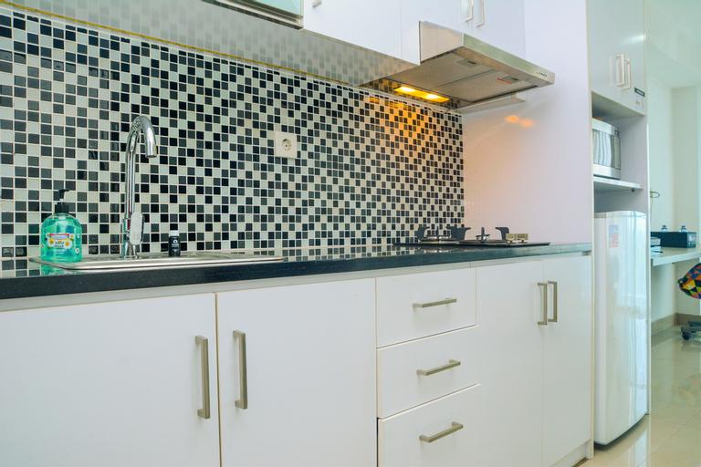 Best Price Studio at Tamansari The Hive Apartment By Travelio, East Jakarta