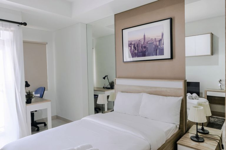 Best Price Studio Apartment Springwood Residence By Travelio, Tangerang