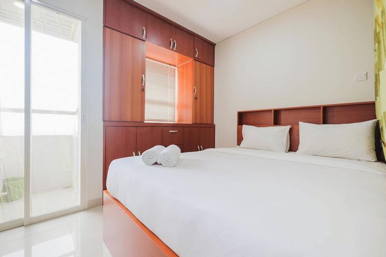 Minimalist and Comfy 1BR Atlanta Depok Apartment By Travelio, Depok