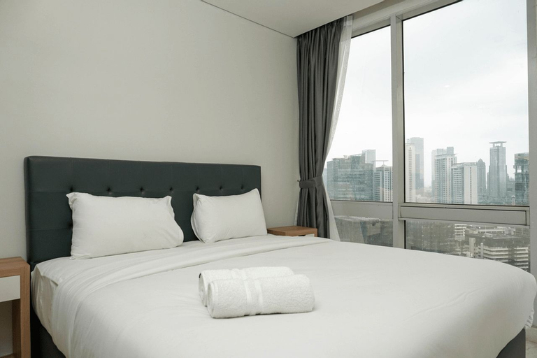 Cozy 2BR at Empyreal Epicentrum Apartment By Travelio, South Jakarta