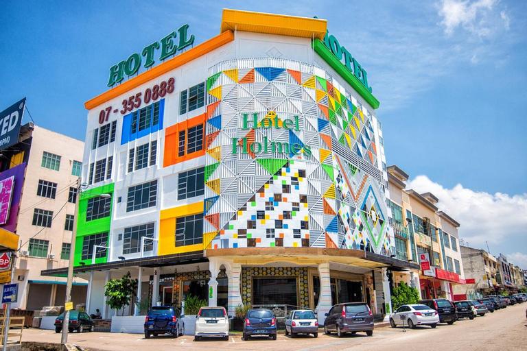 Hotel Holmes Johor Jaya, Johor Bahru
