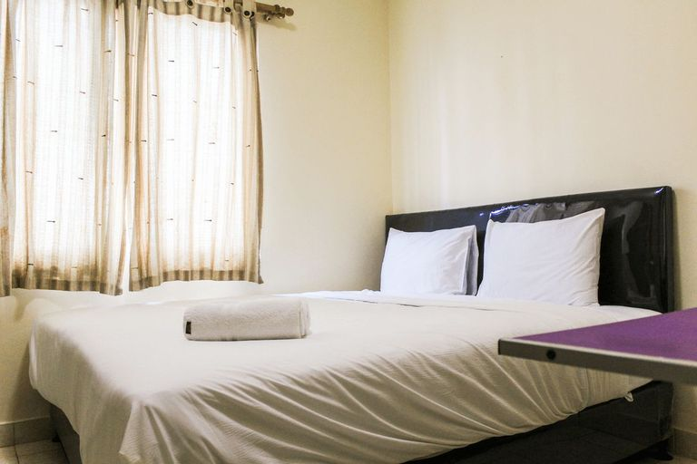 Strategic and Comfy 2BR City Home MOI Apartment By Travelio, North Jakarta