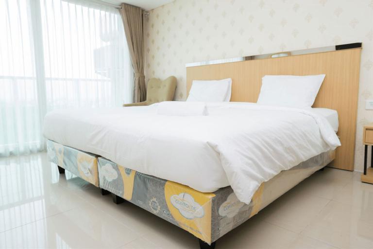 Luxurious Studio Room at Tamansari La Grande Apartment By Travelio, Bandung