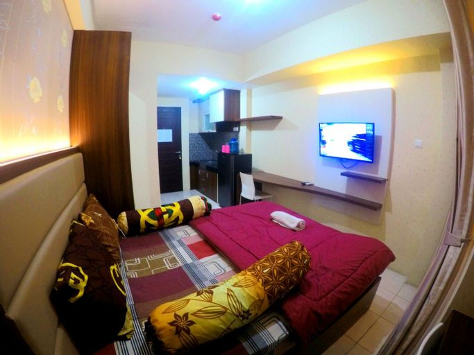 Studio Room C822 At Malioboro City Apartemen by Jowo Klutuk, Sleman