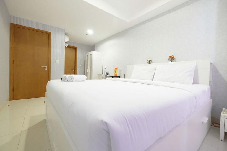 Elegant 1BR The Mansion Apartment near Kemayoran By Travelio, Jakarta Utara