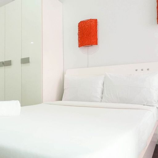 Modern 2BR Apartment at 1 Park Residence with Maid Room By Travelio, Jakarta Selatan