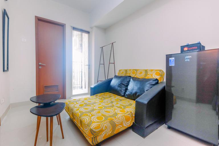 Minimalist 2BR Apartment at Green Park View By Travelio, West Jakarta