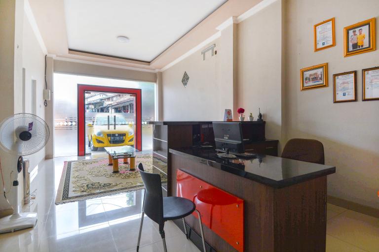 OYO 3232 Rd Kost, Palembang