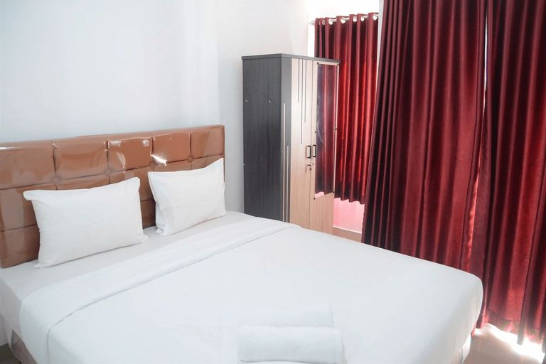 Comfy Studio Poris 88 Apartment By Travelio, Tangerang