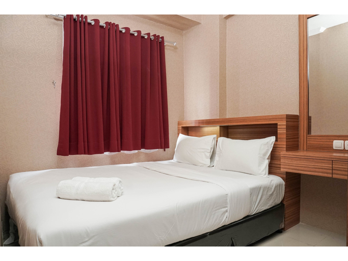 Relax and Stylish 2BR Apartment at Green Pramuka By Travelio, Central Jakarta