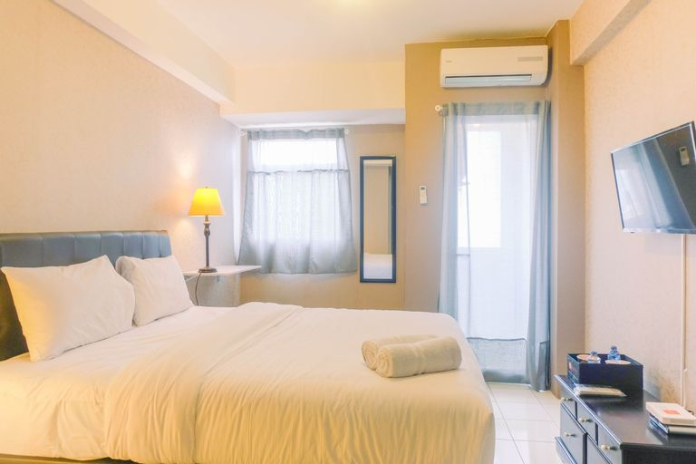 New Furnished Studio Apartment at Gunung Putri Square By Travelio, Bogor