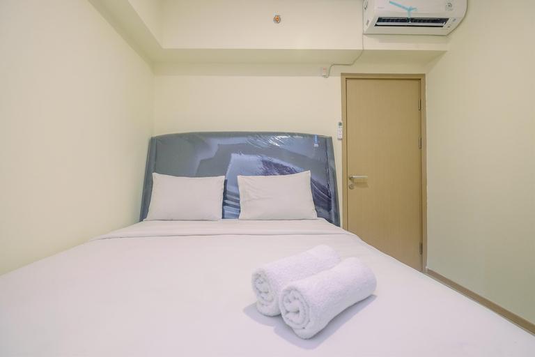 Cozy and Functional 3BR at Meikarta Apartment By Travelio, Cikarang