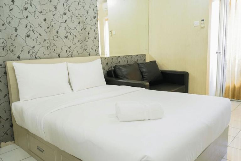 Studio Room @ Kalibata City Apartment By Travelio, South Jakarta
