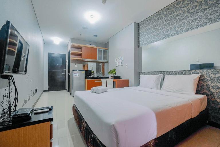 Vintage Studio Apartment at Nifarro Park By Travelio, South Jakarta