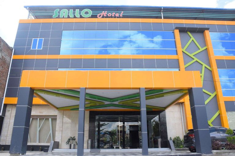 SALLO HOTEL SENGKANG, Wajo