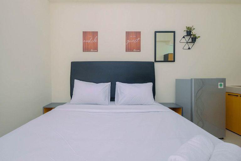 Studio Apartment Bogorienze Resort near The Jungle Water Adventure By Travelio, Bogor