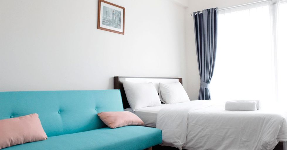 Convenient Studio at Gallery Ciumbuleuit 3 Apartment By Travelio, Bandung