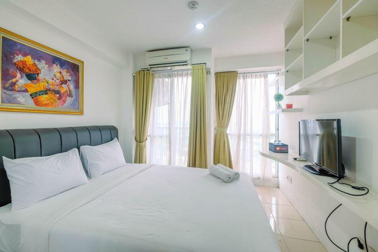 Modern Studio at Tifolia Apartment By Travelio, East Jakarta
