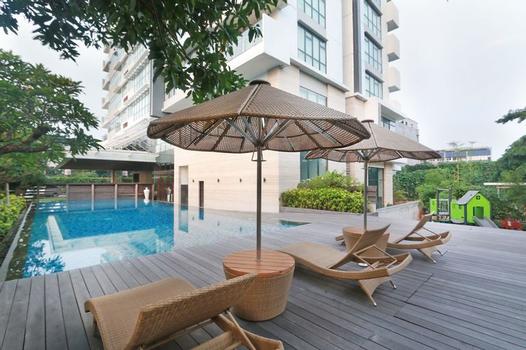 Veranda Serviced Residence @ Puri, West Jakarta