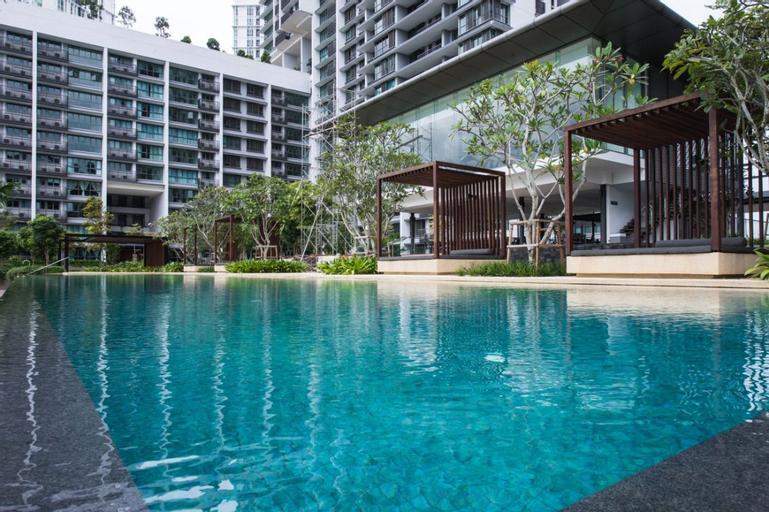 Iskandar Residences @ JB City Homestay, Johor Bahru
